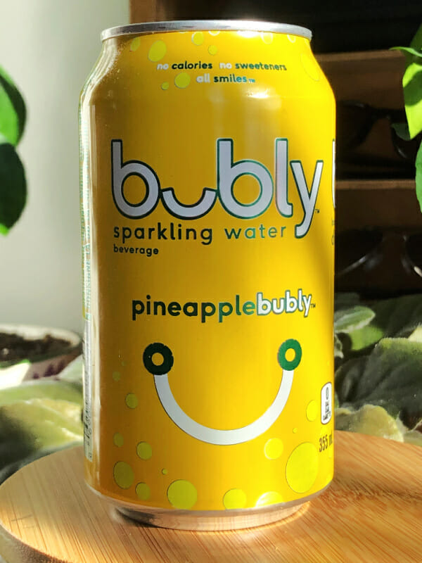 February 2021 Favorites ~ Pineapple Bubly
