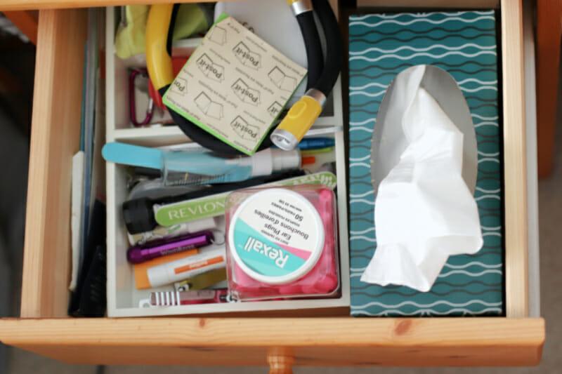 nightstand before