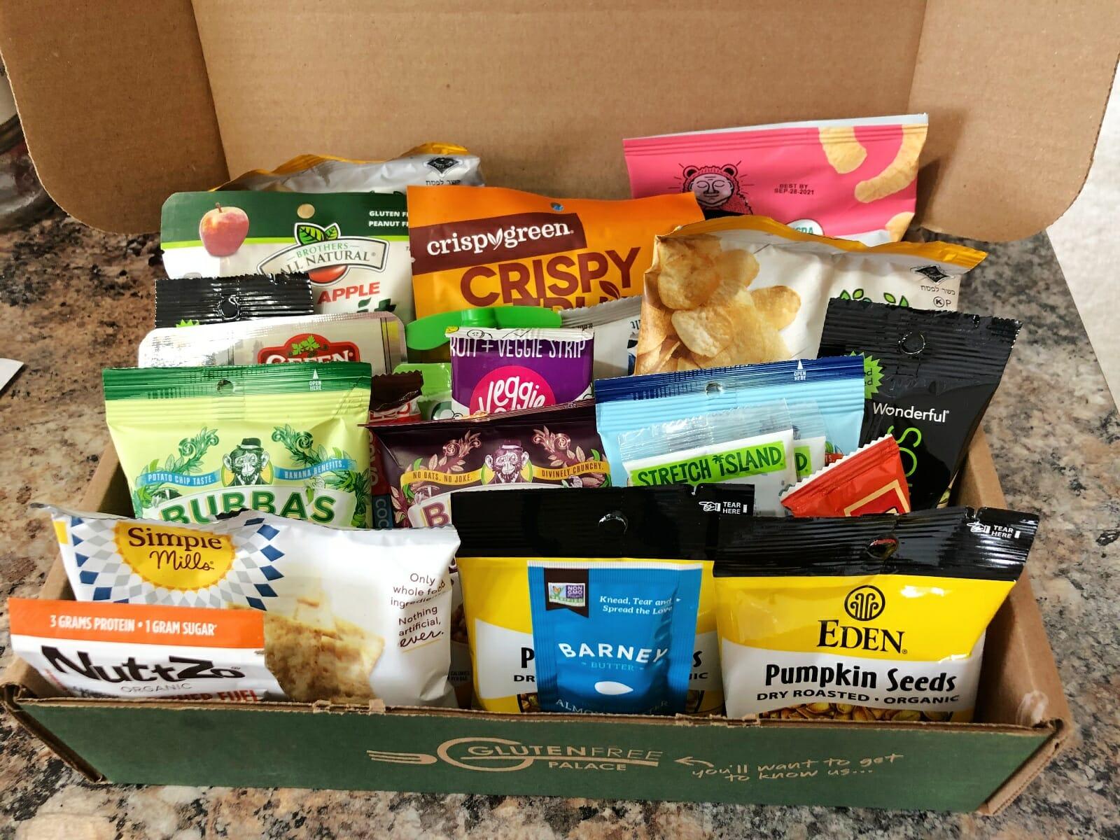 Paleo Snack Box