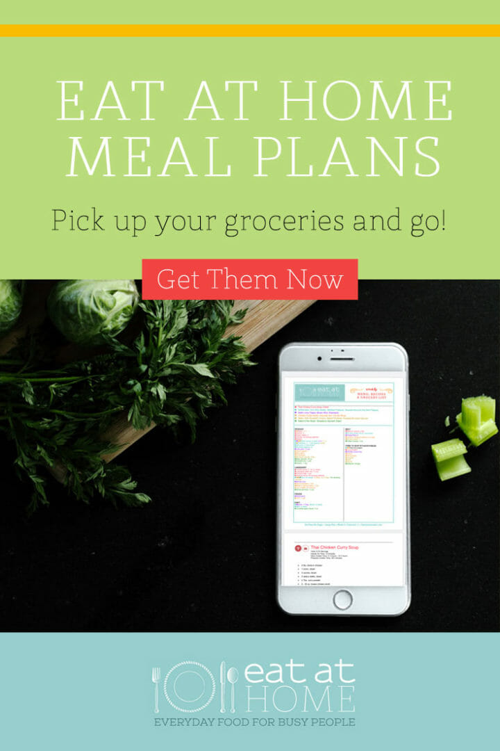 Get Control of Dinner with Easy Breezy Dinner Week FREE at I'm an Organizing Junkie blog