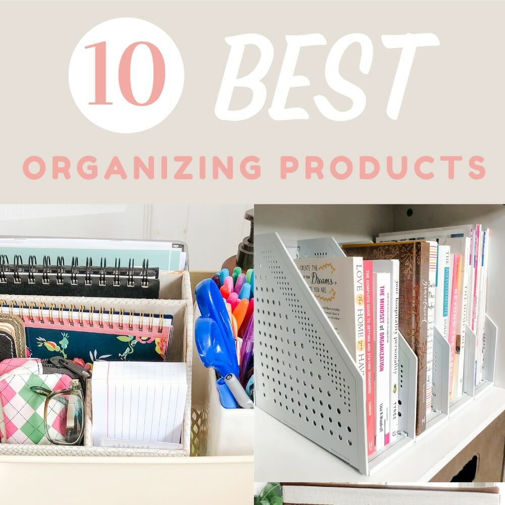 Top 10 Best Organizing Products