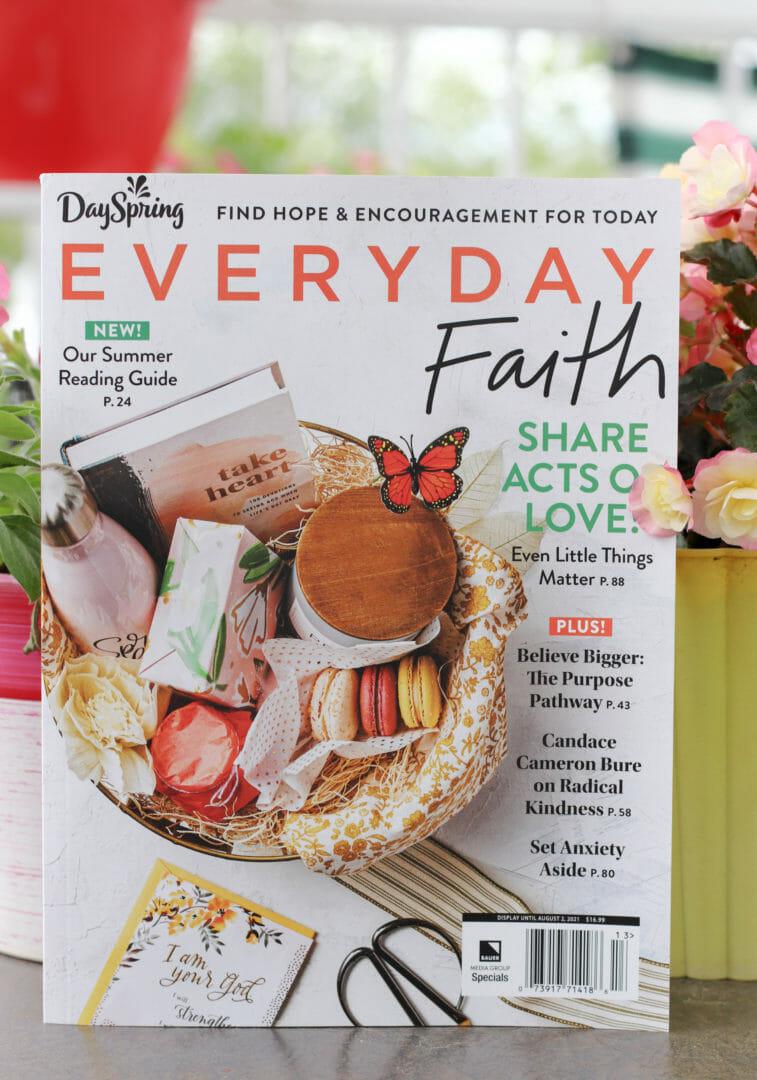 Everyday Faith Magazine