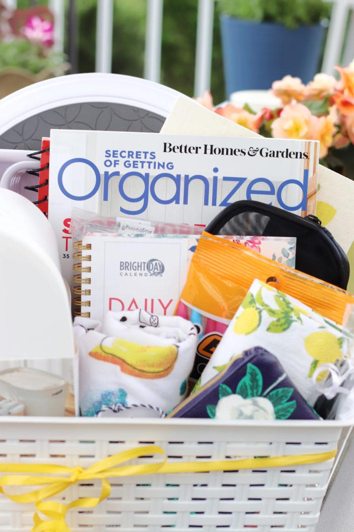 Basket of Thanks giveaway