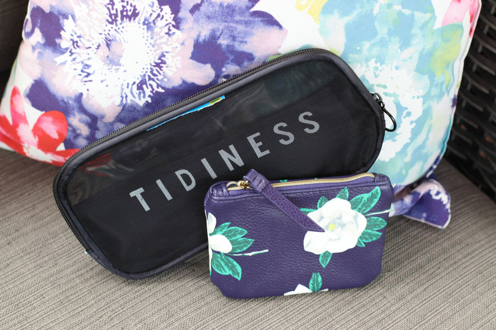 tidiness pouch