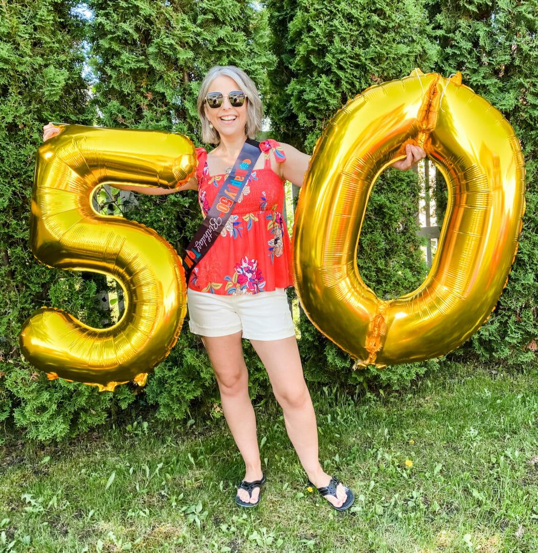 My 50th birthday celebration!!