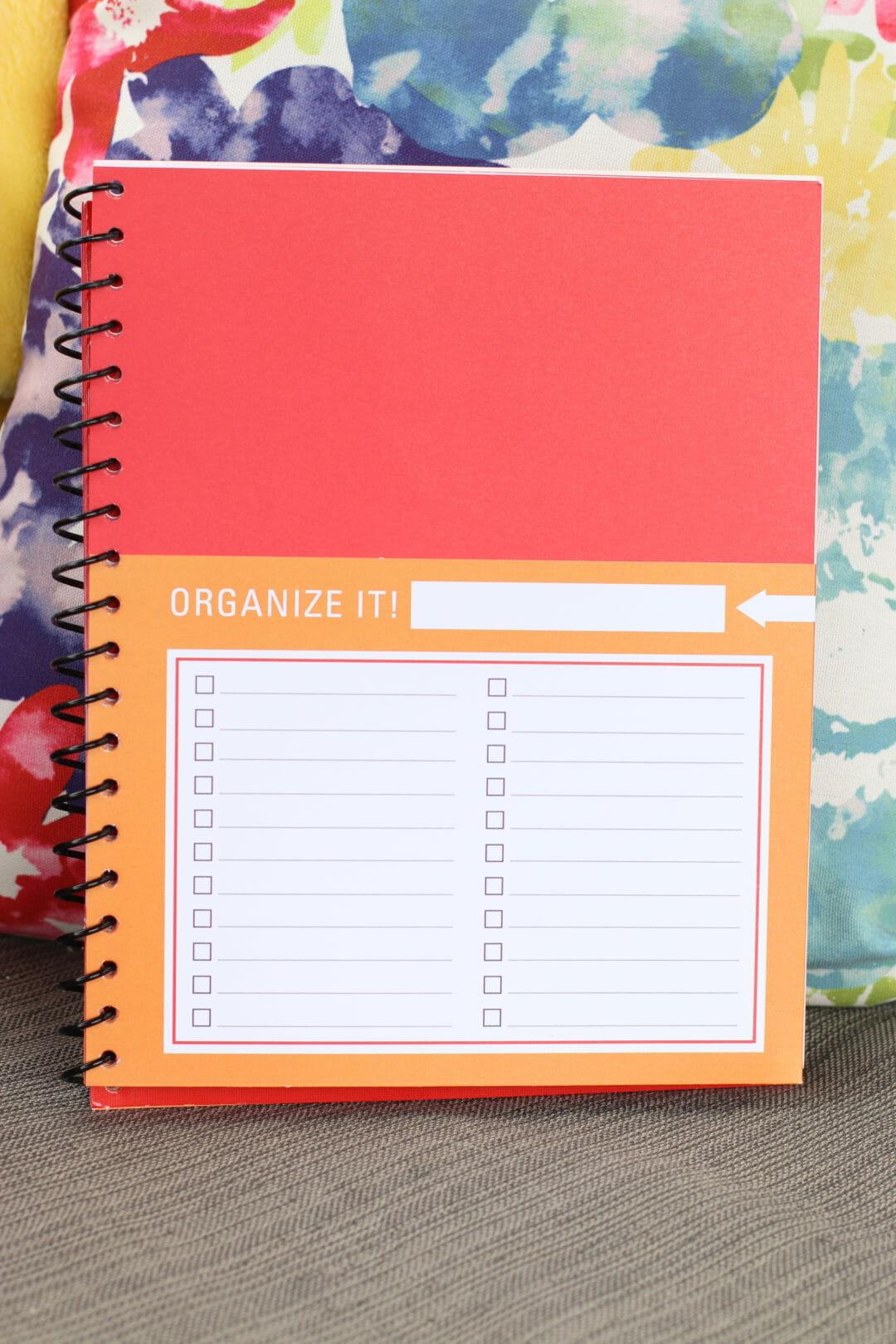Stuff I Need to Organize Book