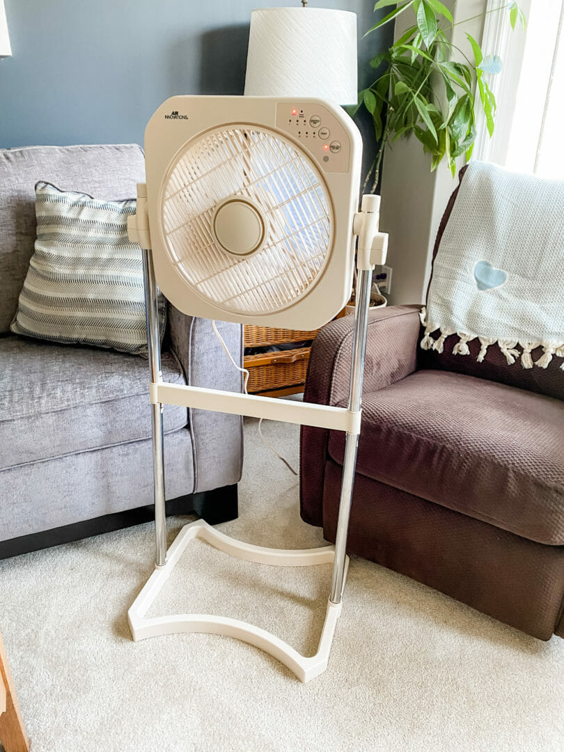awesome summer fan to keep cool