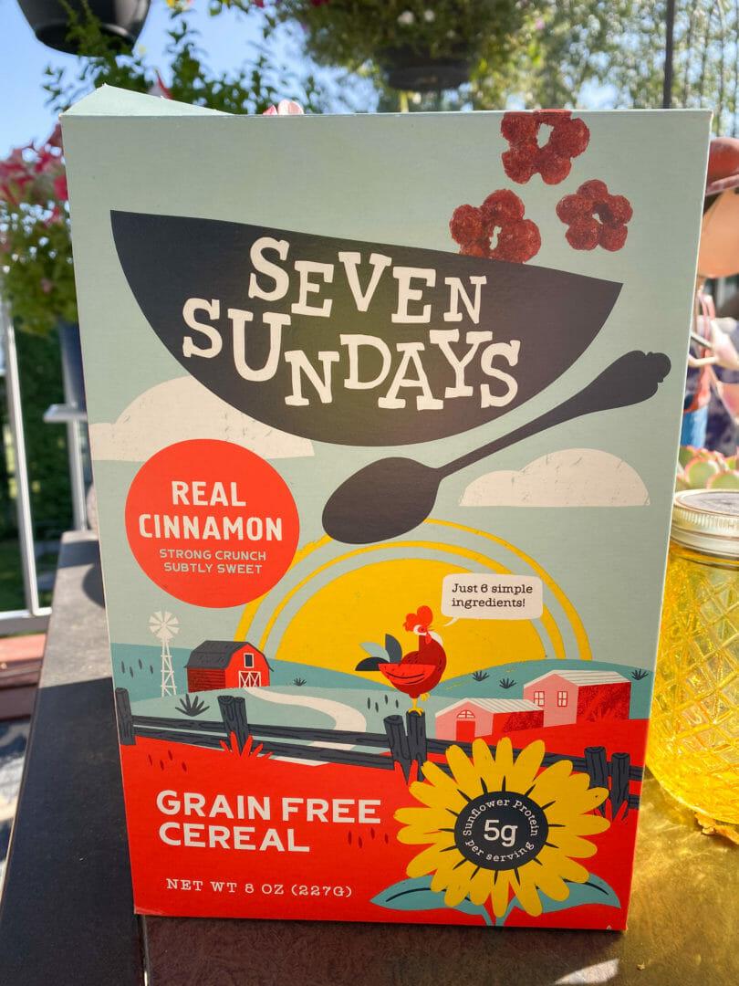 Seven Sundays Cereal