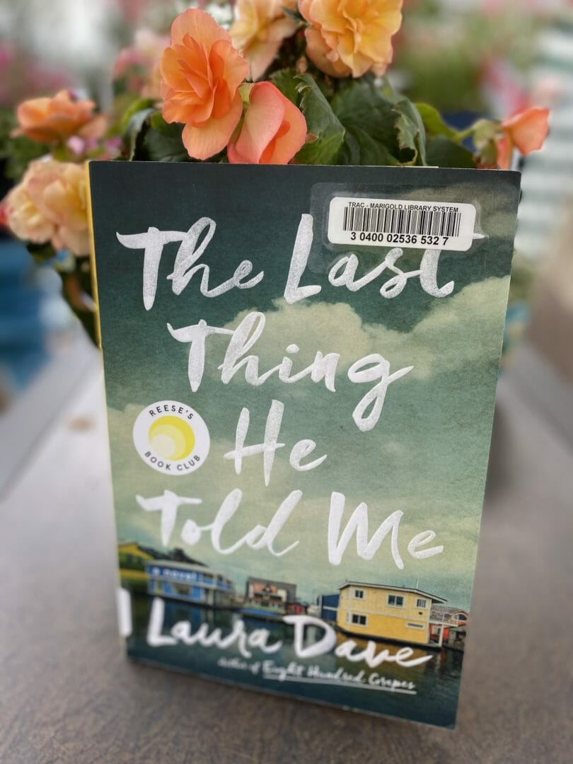 The Last Thing He Told Me book