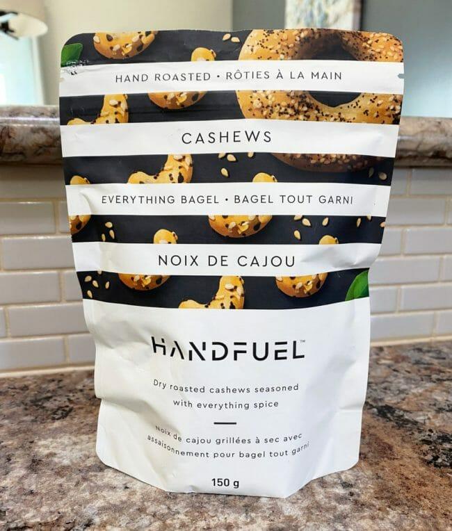 Everything Bagel Cashews